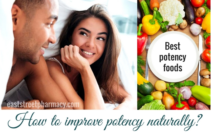 How to improve potency naturally